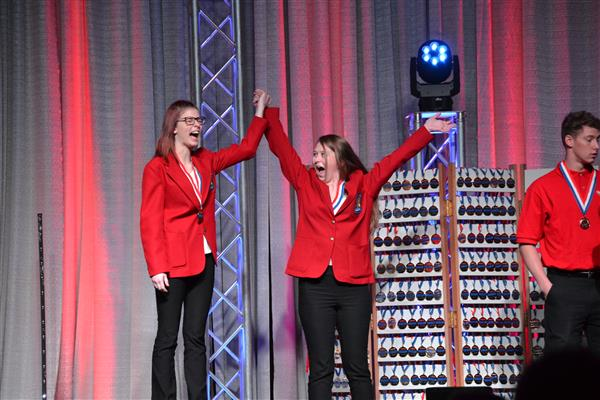 L&C Students Excel at SkillsUSA state competition