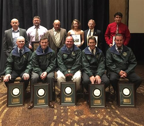 SCW coach inducted in Hall of Fame