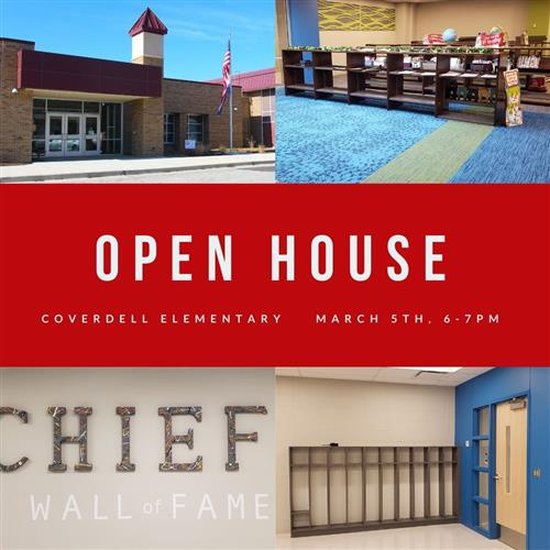 Coverdell Open House